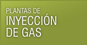 Plantas de iyeccion de gas